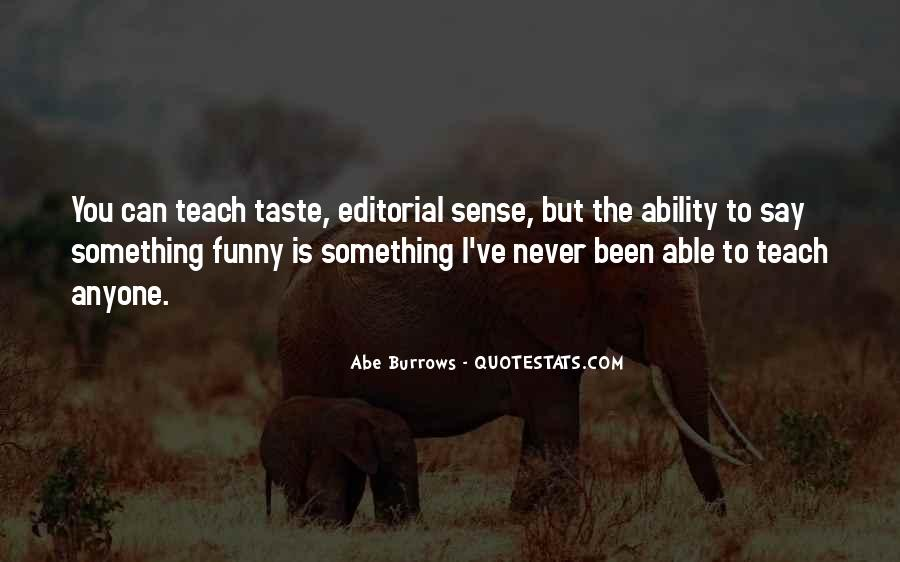 Quotes About Abe #32542