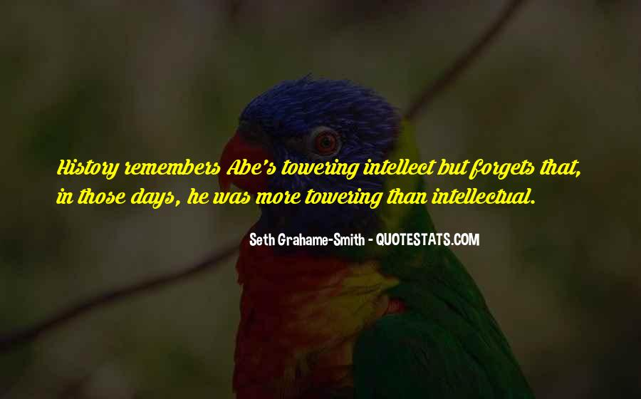 Quotes About Abe #366113