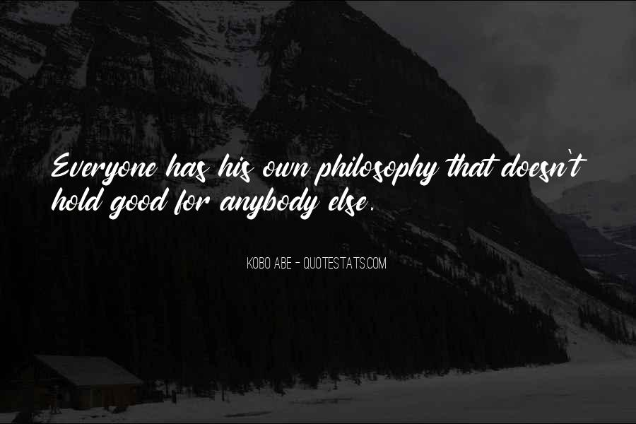 Quotes About Abe #366326