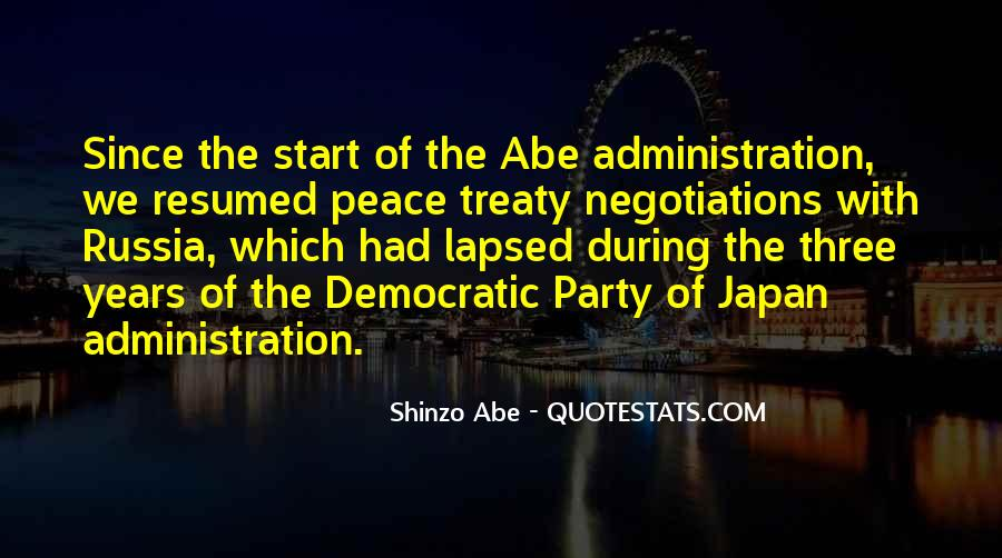 Quotes About Abe #89899