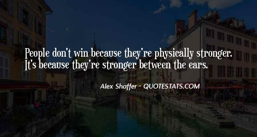 Strong Eagle Quotes #62121