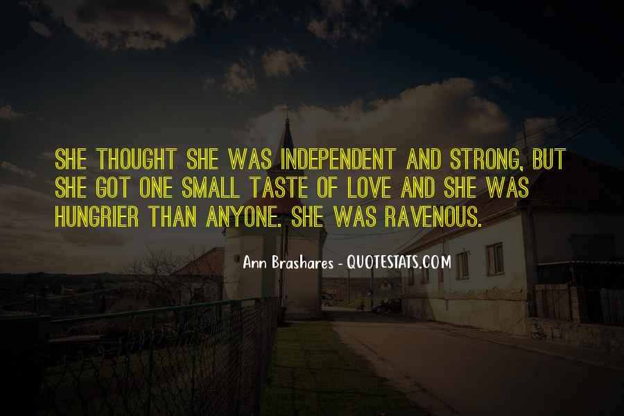 Strong Independent Quotes #1499708
