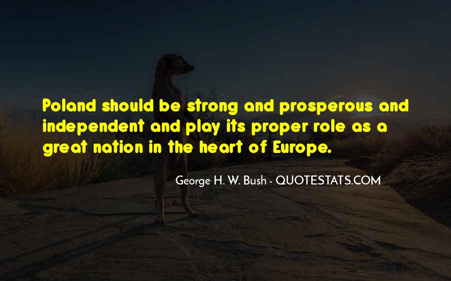 Strong Independent Quotes #1691702