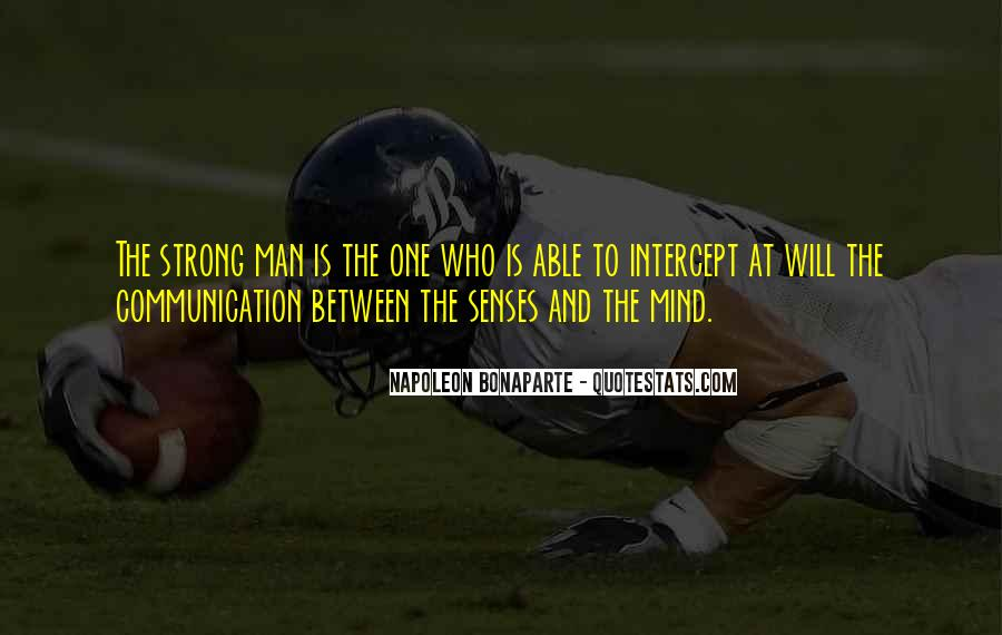 Strong Mind Quotes #263529