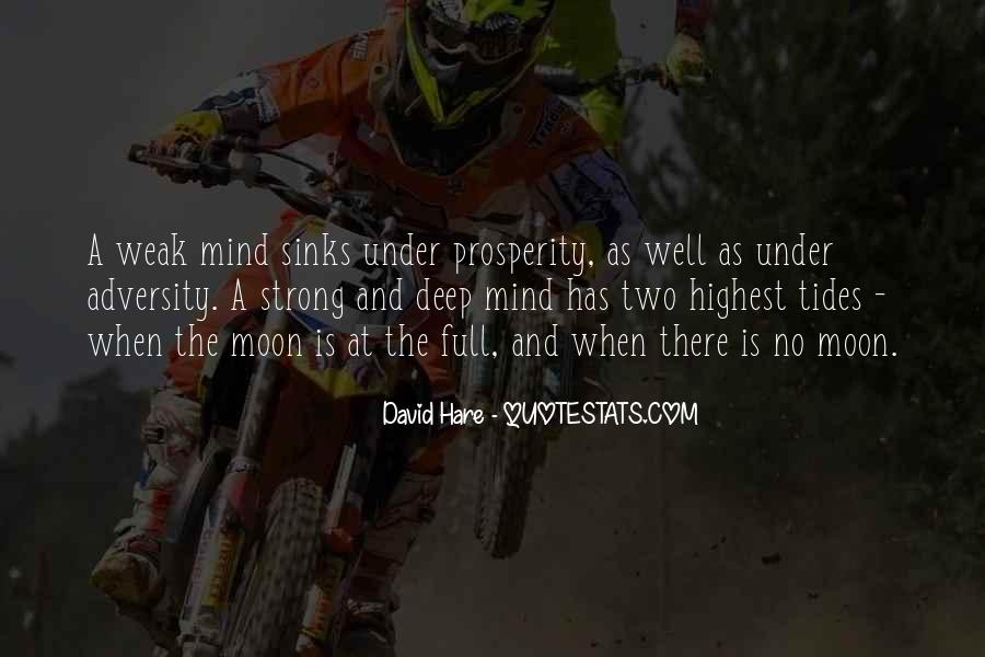 Strong Mind Quotes #298362