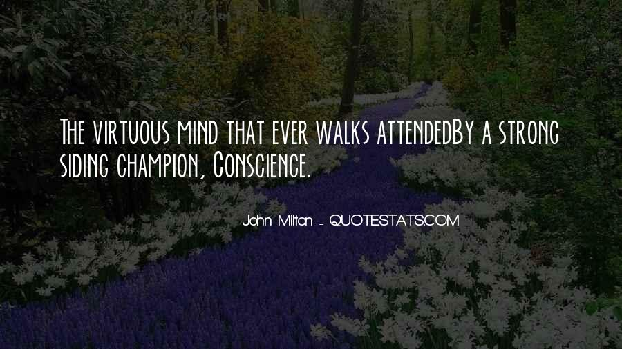 Strong Mind Quotes #372622