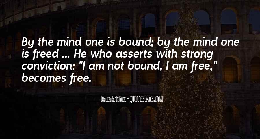 Strong Mind Quotes #399652