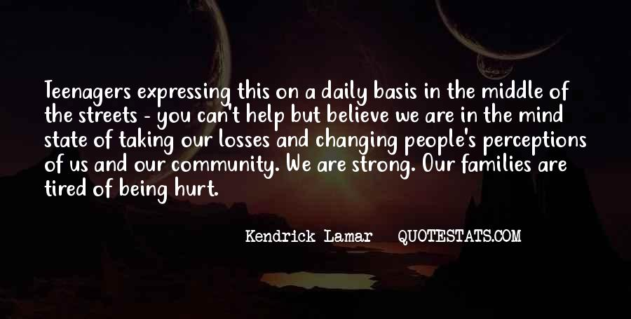 Strong Mind Quotes #443120