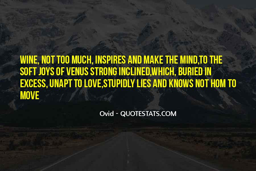 Strong Mind Quotes #478687