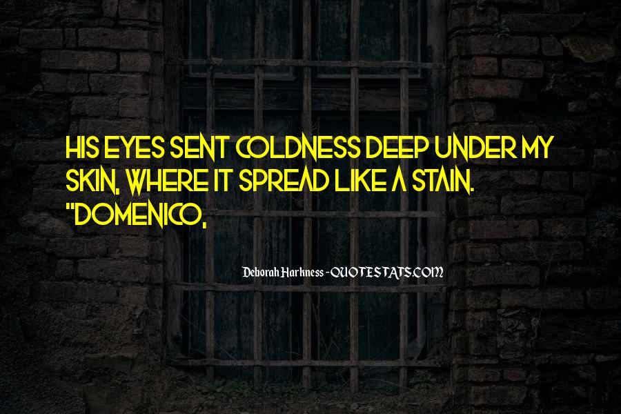 Strong Sixth Sense Quotes #1518559