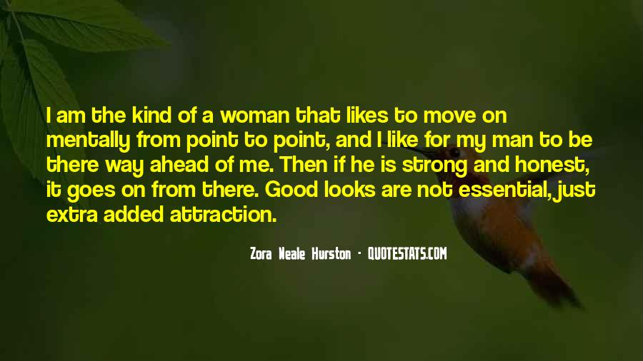 Strong Woman And Man Quotes #1491313