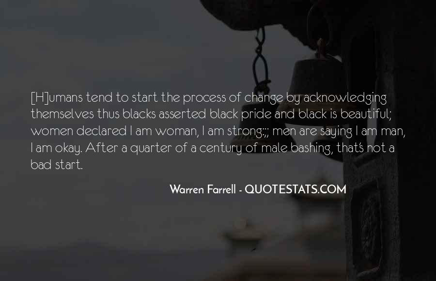Strong Woman And Man Quotes #567442