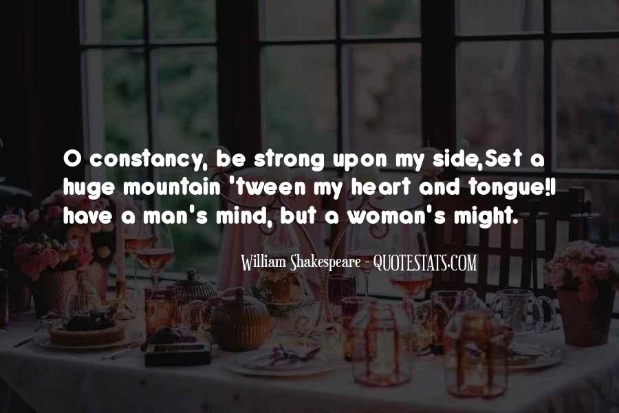 Strong Woman And Man Quotes #591058
