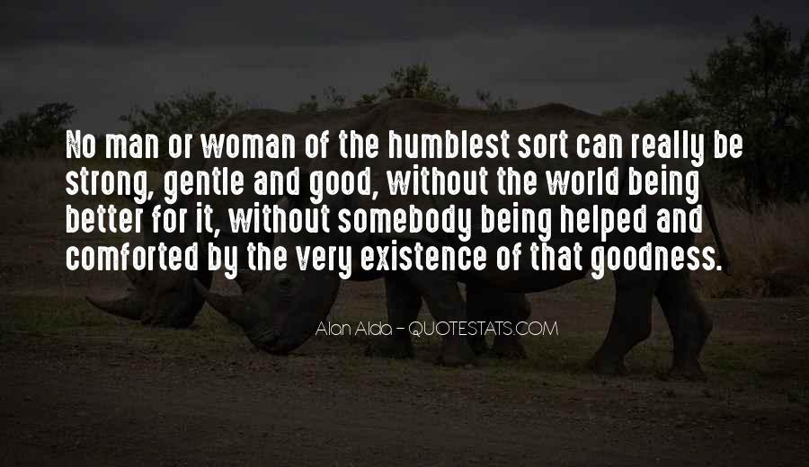 Strong Woman And Man Quotes #935248