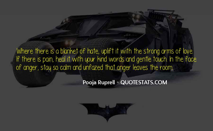Strong Yet Gentle Quotes #1510841
