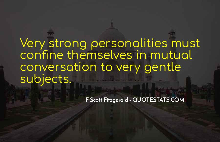 Strong Yet Gentle Quotes #221849