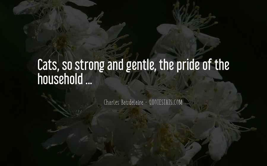 Strong Yet Gentle Quotes #305728