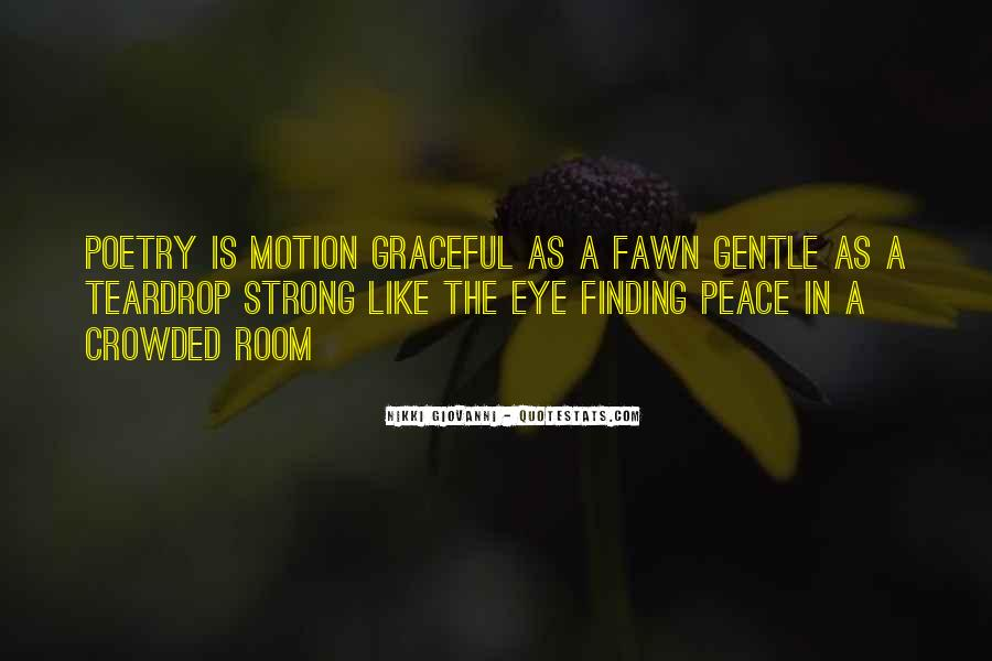 Strong Yet Gentle Quotes #351303