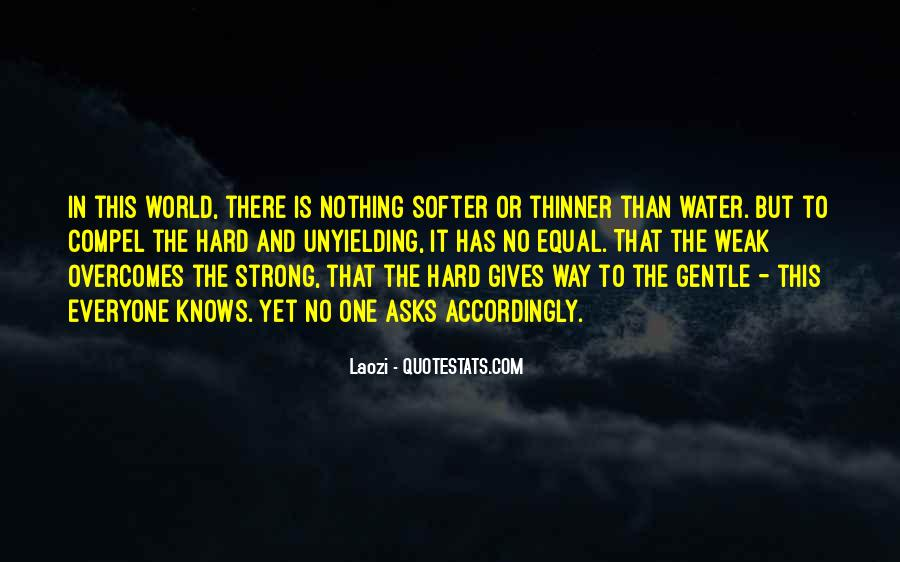 Strong Yet Gentle Quotes #819103