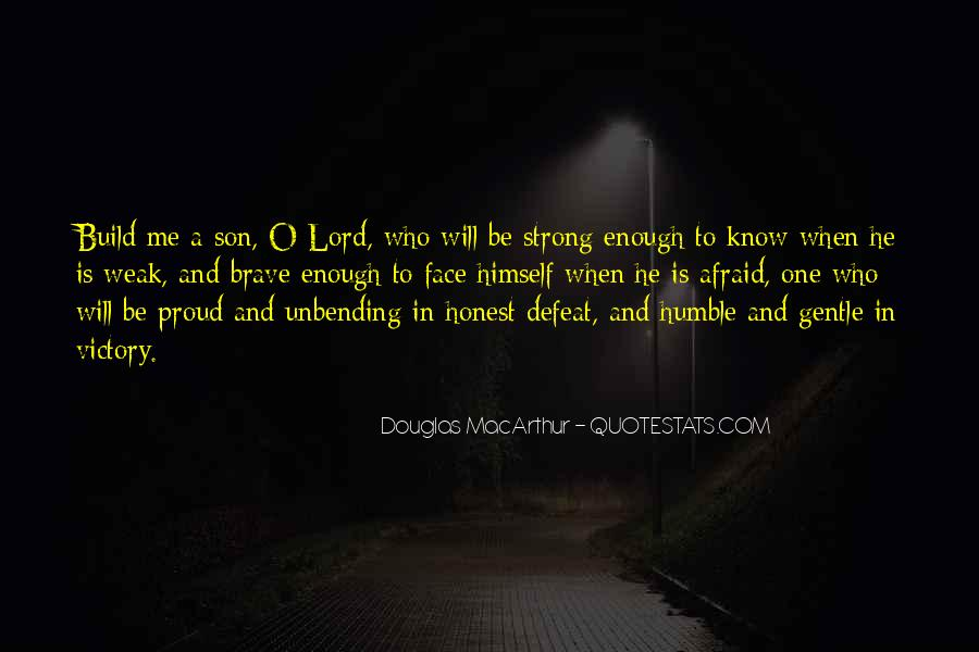 Strong Yet Gentle Quotes #967425