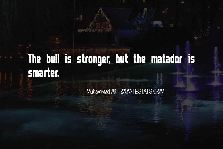 Stronger Smarter Quotes #1444032