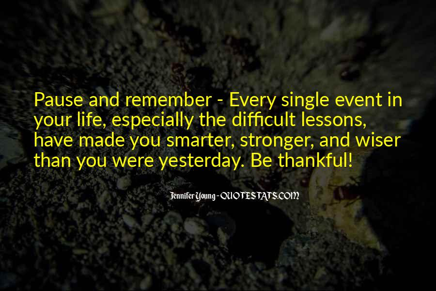 Stronger Smarter Quotes #1589911