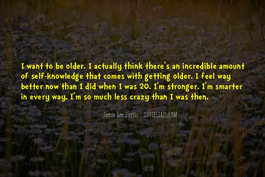 Stronger Smarter Quotes #40533