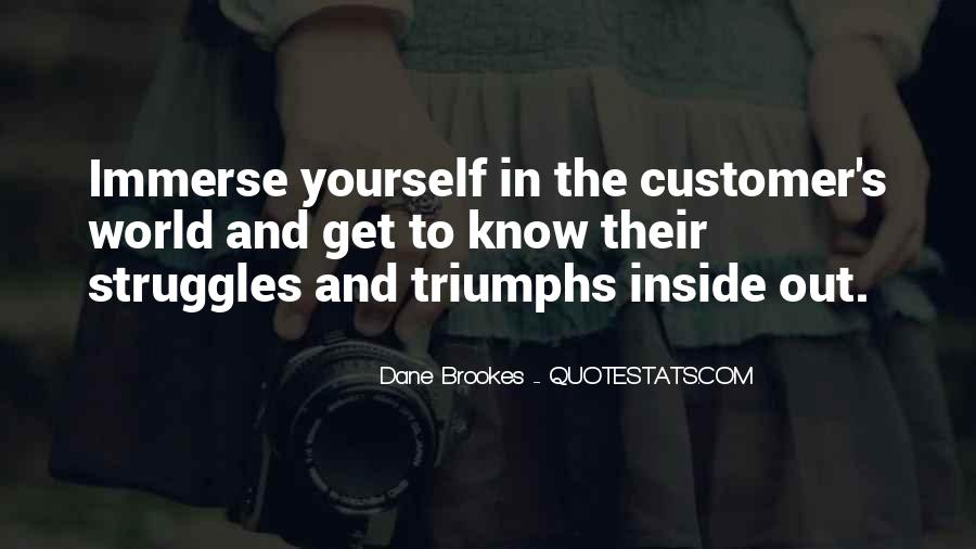 Struggles And Triumphs Quotes #1060404