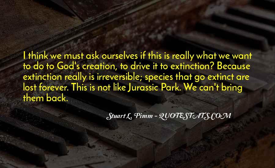 Stuart Pimm Quotes #1704977