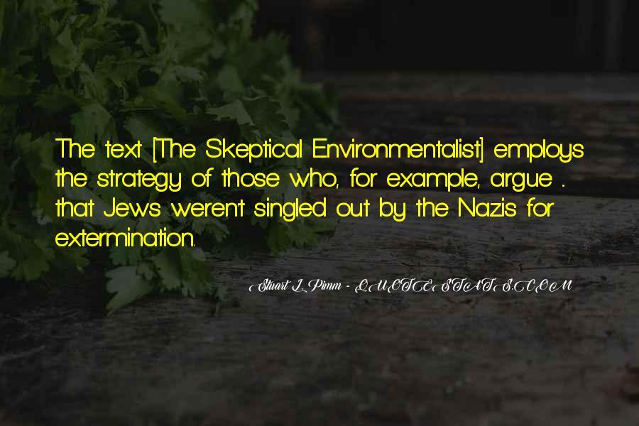 Stuart Pimm Quotes #683505