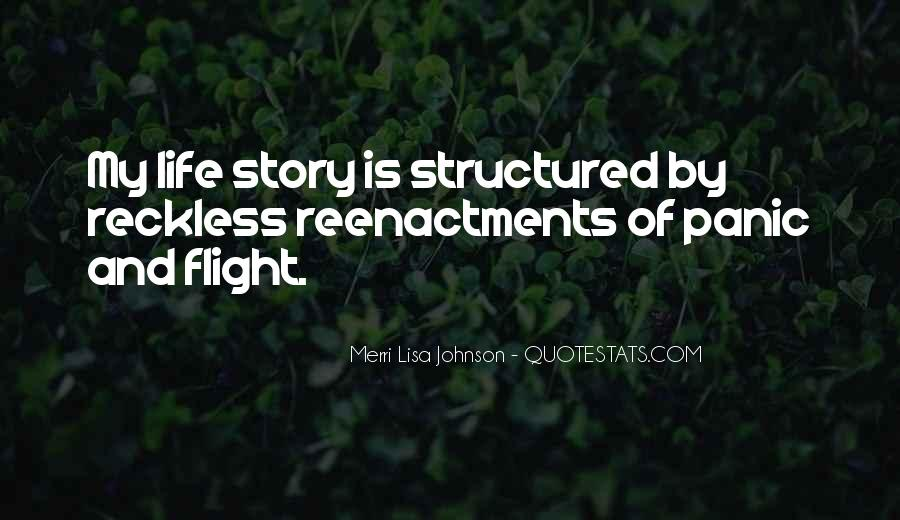 Quotes About Structured #134196
