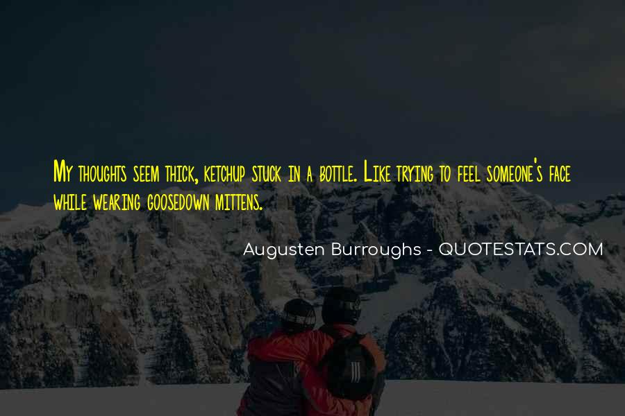 Stuck On You Like Quotes #149323