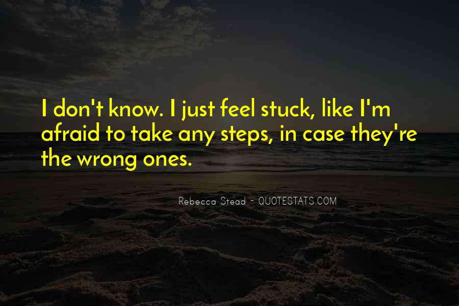 Stuck On You Like Quotes #27767
