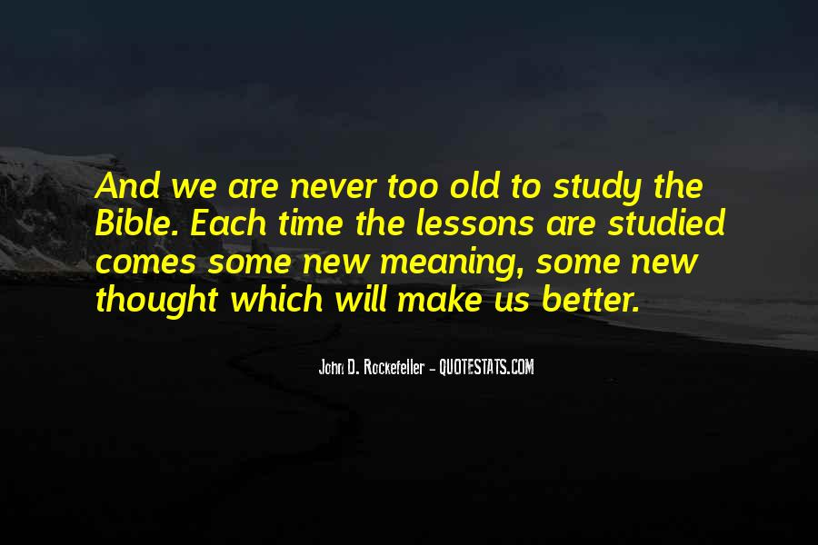 Study Time Quotes #217490