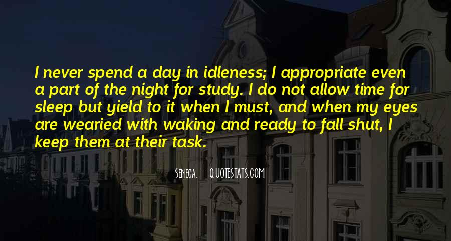 Study Time Quotes #389634