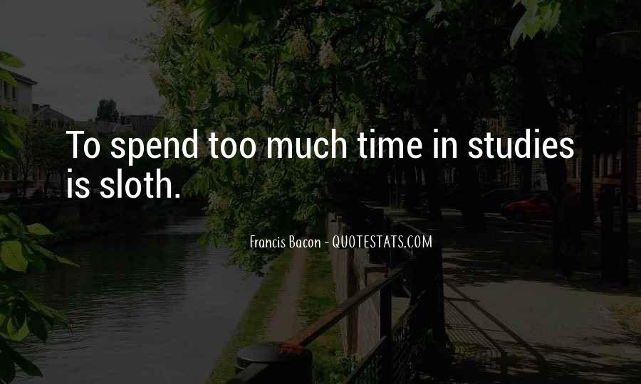 Study Time Quotes #419123
