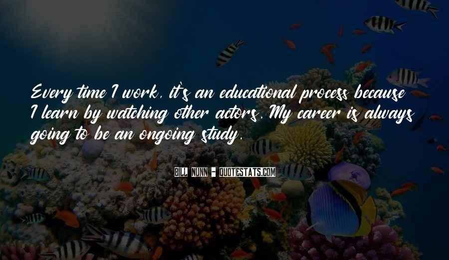 Study Time Quotes #623921