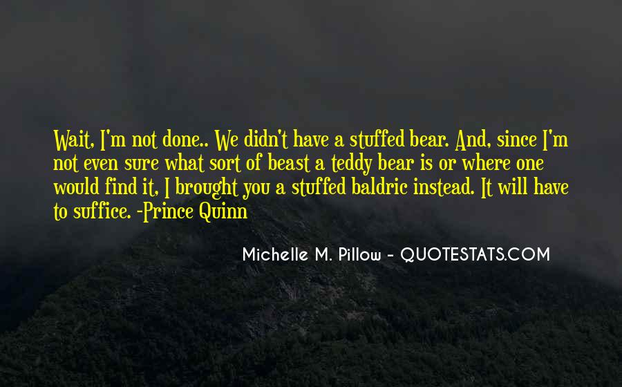 Top 10 Stuffed Teddy Bear Quotes: Famous Quotes & Sayings ...