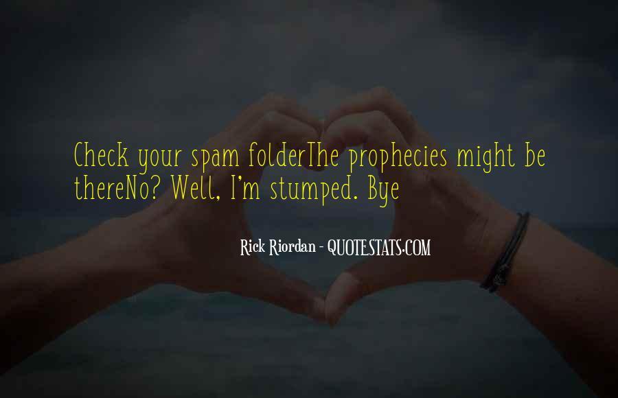 Stumped Quotes #1592446