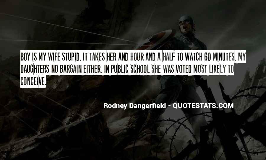 Stupid And Funny Quotes #1857235