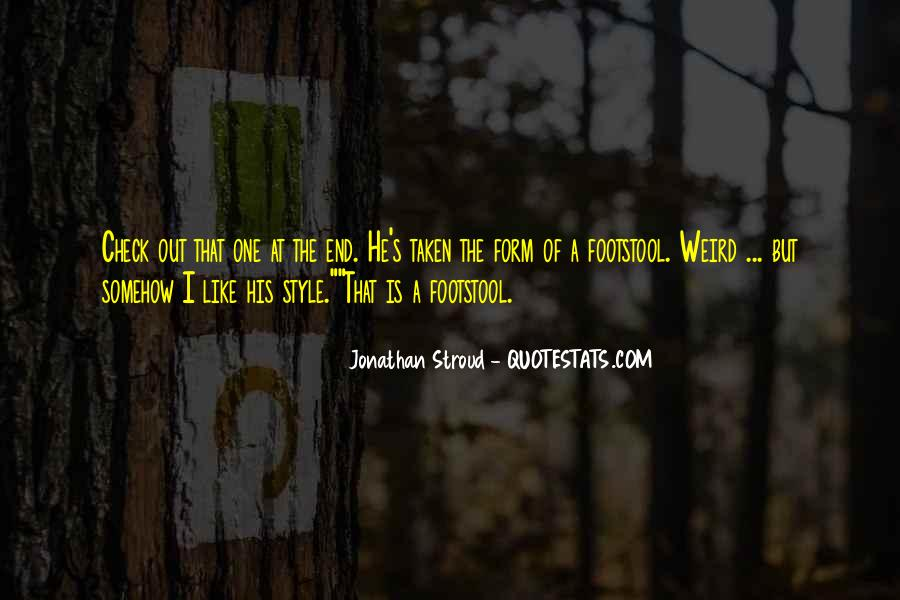 Quotes About Stroud #1042683
