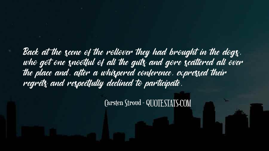 Quotes About Stroud #308582