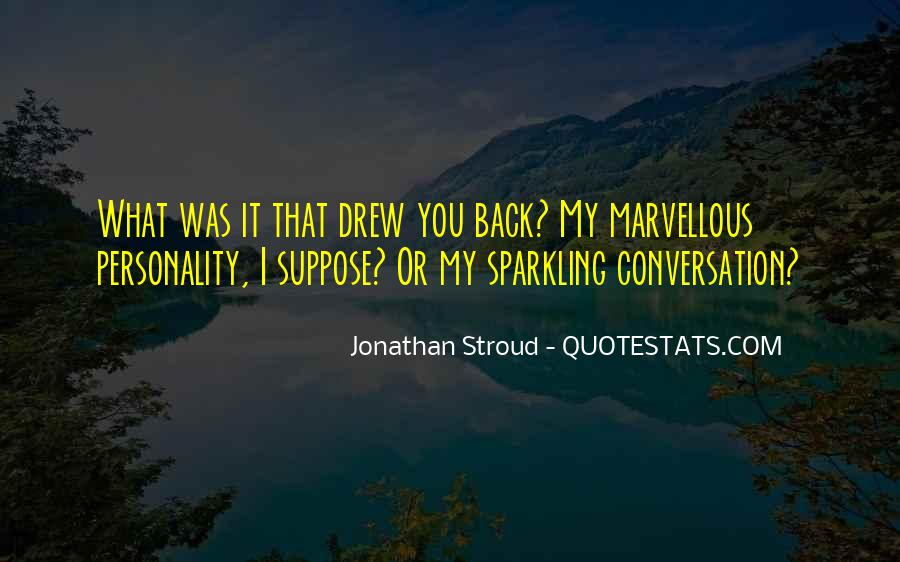Quotes About Stroud #643903