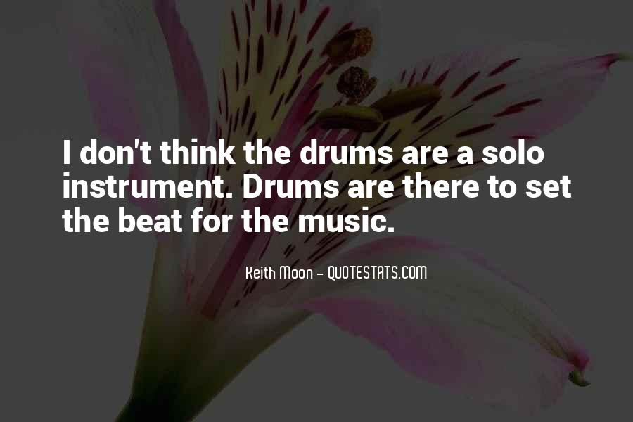 Quotes About Keith Moon #767353