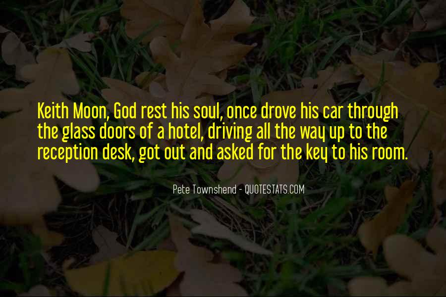 Quotes About Keith Moon #842668