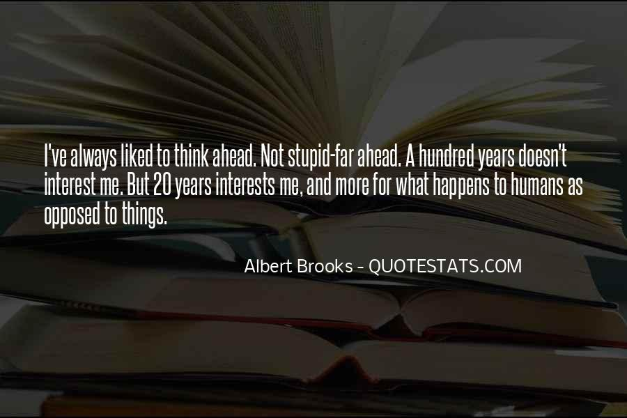 Stupid Humans Quotes #43965