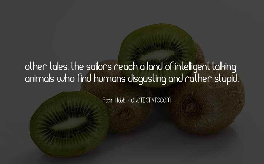 Stupid Humans Quotes #637205