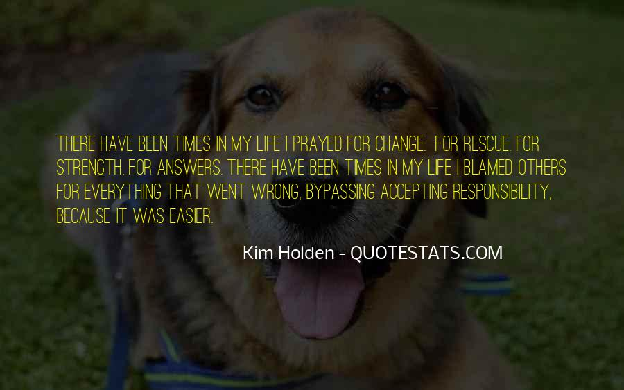 Quotes About Accepting Change In Life #1743778