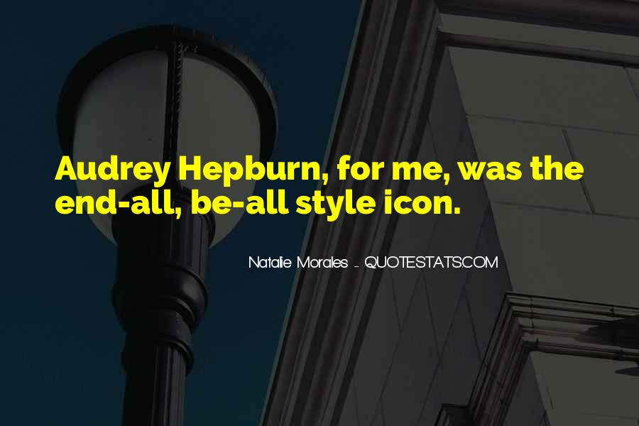 Style Icon Quotes #1300384
