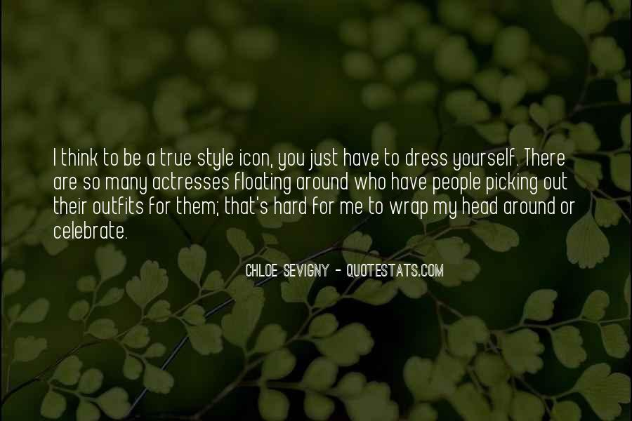Style Icon Quotes #1691779